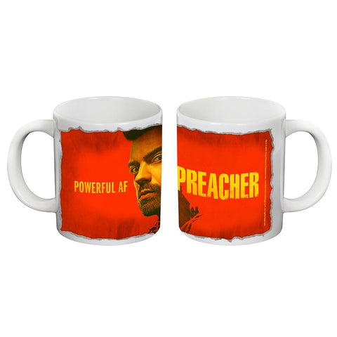 Preacher Jesse 11-Ounce Coffee Mug