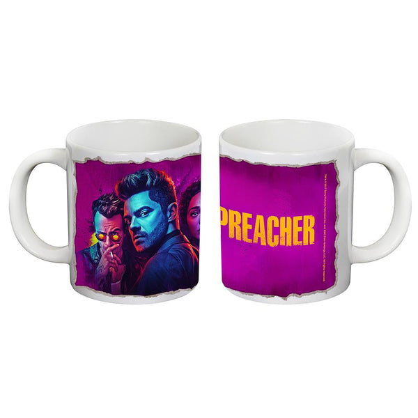 Preacher Season Two Character 11-Ounce Coffee Mug