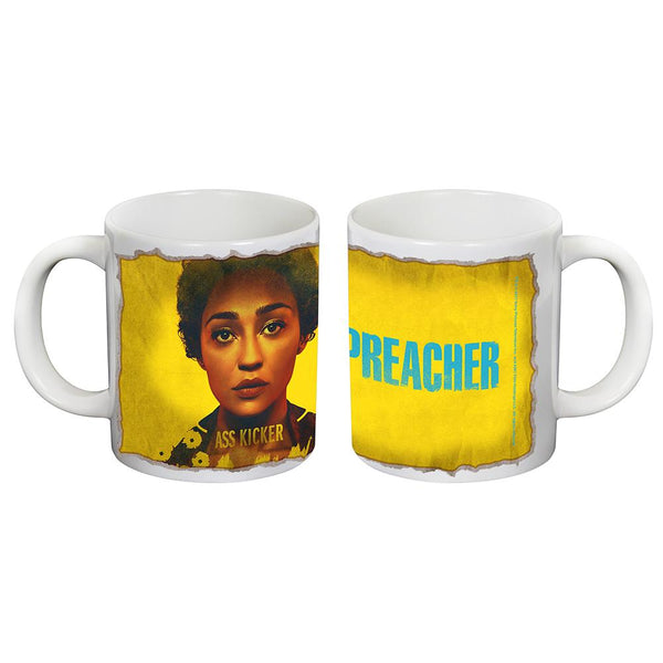 Preacher Tulip 11-Ounce Coffee Mug