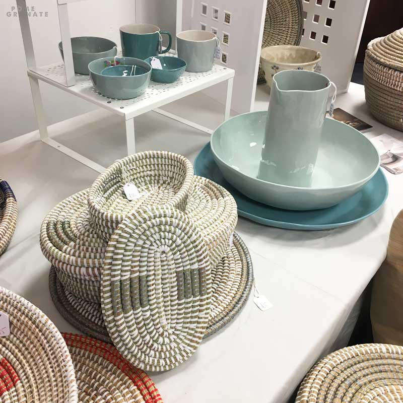 Pomegranate Living stand at Shopfest May 2018