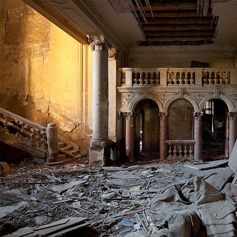 'Dust: Egypt's Forgotten Architecture', Bagous Palace
