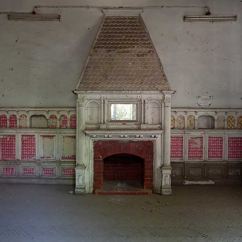 'Dust: Egypt's Forgotten Architecture', Casdagli Villa, Barbie Room, Cairo