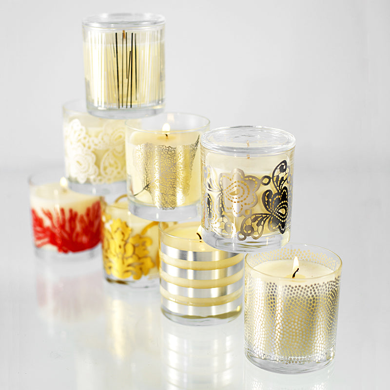 Egizia Candles at Pomegranate Living