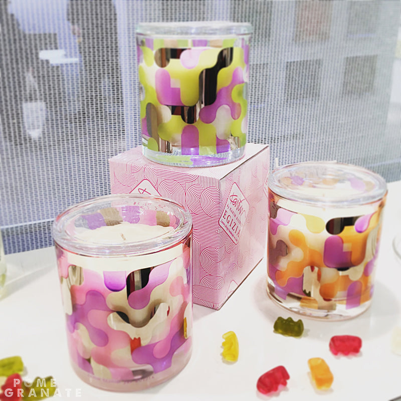 Karim Rashid for Egizia Candles