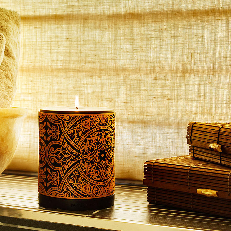The Aridi Series Candle on Windowsill