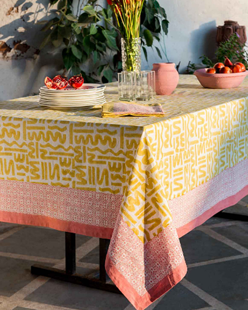 Windy Hill Blondie Tablecloth