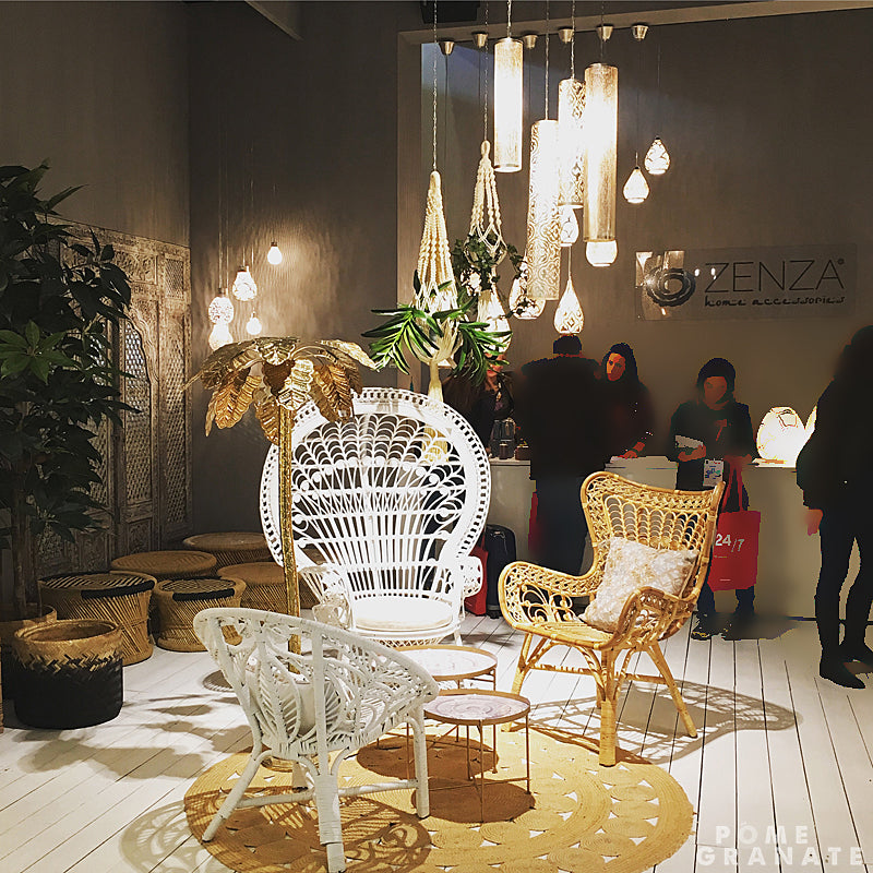 The Zenza Stand at Maison & Objet