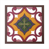 Images d'Orient Sejjadeh Prune Trivet - Pomegranate Living