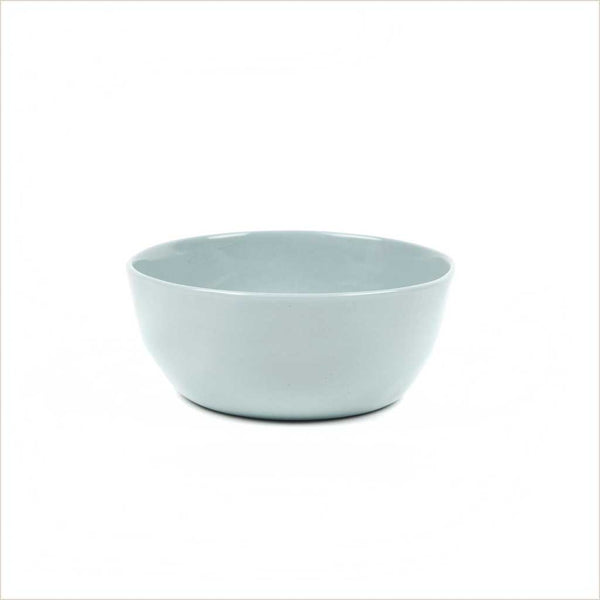 Quail's Egg Large Dipping Bowl in Pale Blue - Pomegranate Living