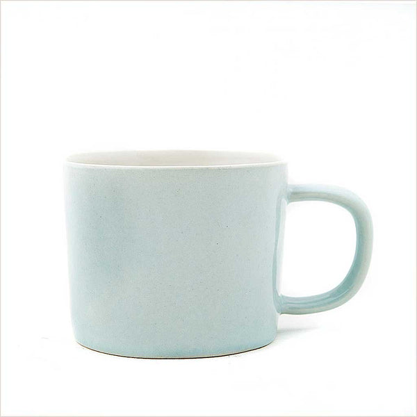 Quail's Egg Mug in Pale Blue - Pomegranate Living