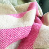 Twig Mable Throw - Pomegranate Living