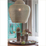 Zenza Buddah Small Pendant Light - Pomegranate Living