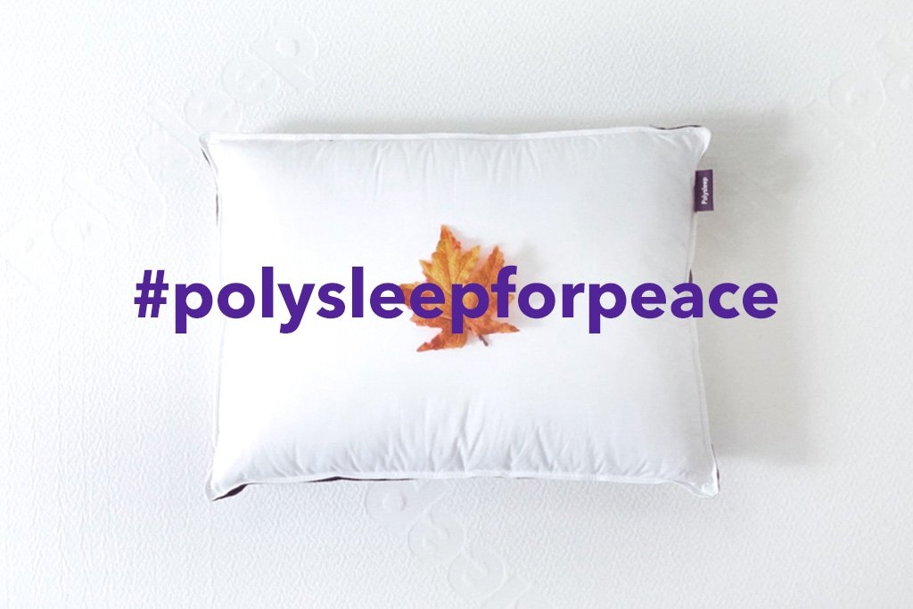 Polysleep pillow