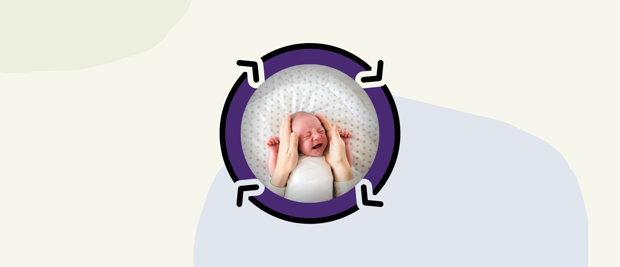 How long to let baby cry during a nap?