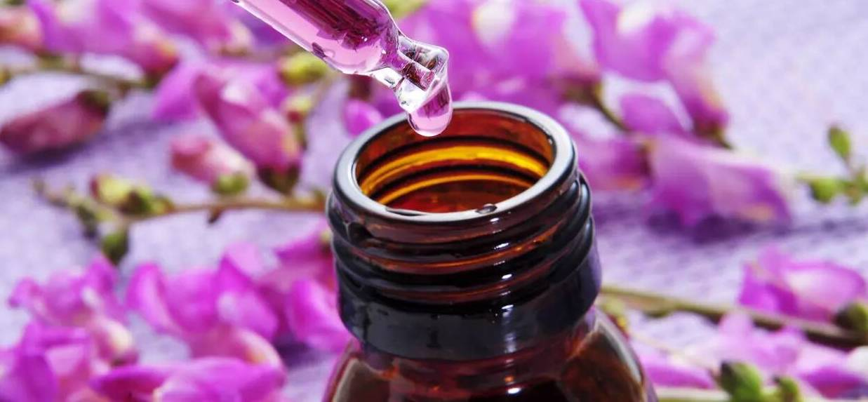 pink bach flower oil, useful for sleep and fatigue