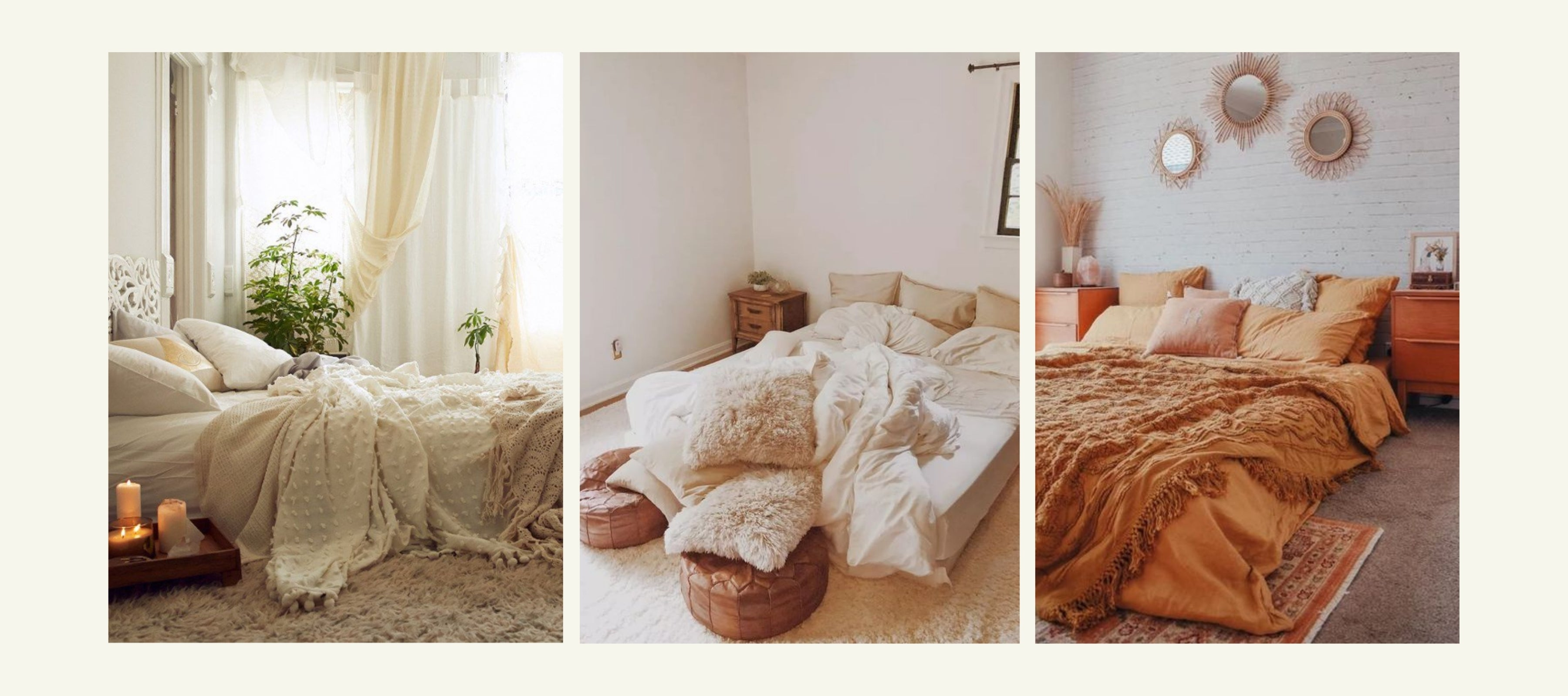 How to Make Your Room Look Good Without a Bed Frame