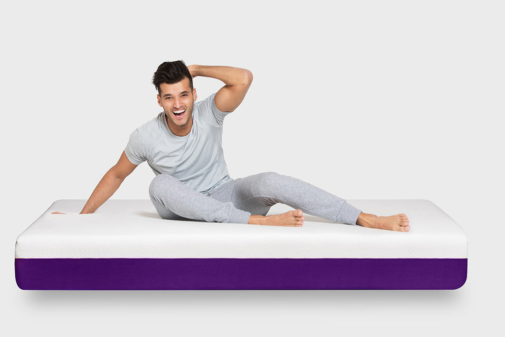 the Poly Mattress will improve your sleep, We created a one of a kind mattress that offers the best sleeping surface with the perfect bounce, temperature and price.