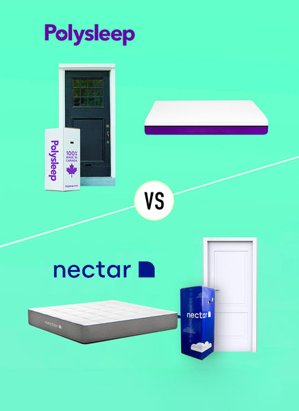 Polysleep vs Nectar