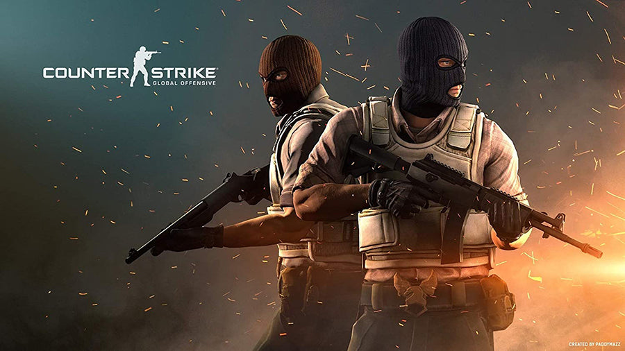 Counter-Strike : Global Offensive.