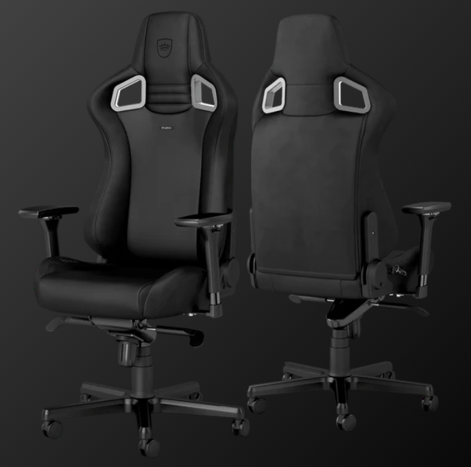 Epic Black Edition, Noblechairs.