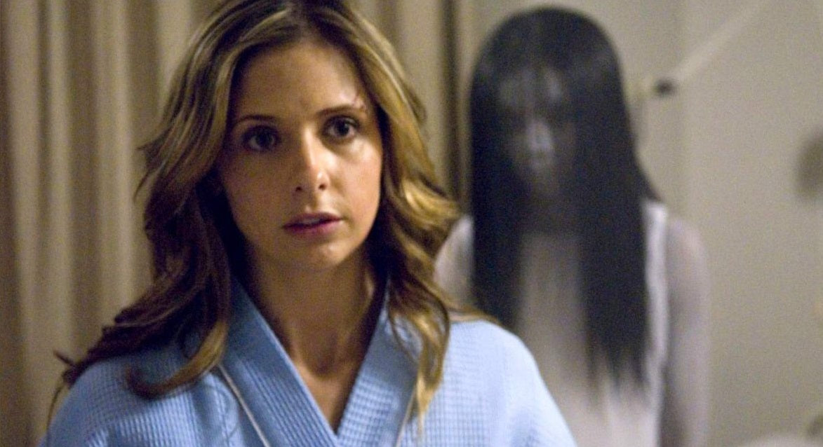 Top horror movie The Grudge