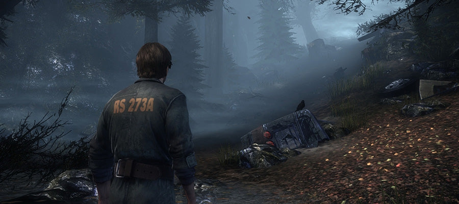 Horror game #8: Silent Hill: Downpour.