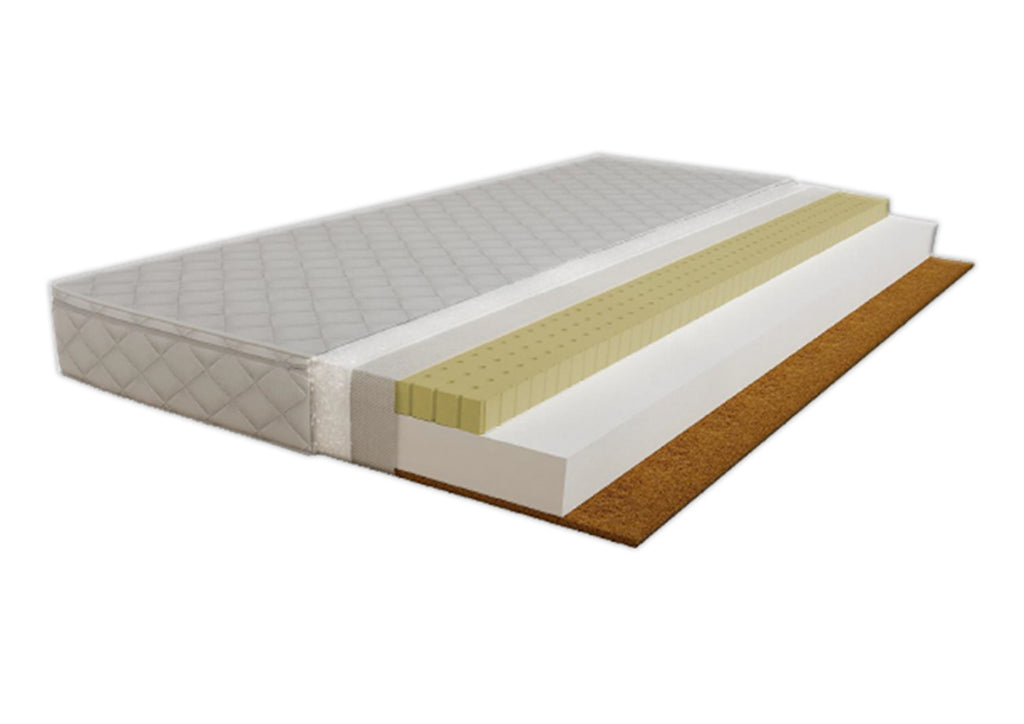 Hbrid foam mattress components