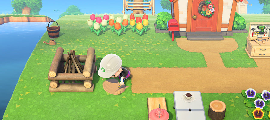 One of the most relaxing video game is Animal Crossing New Horizons.