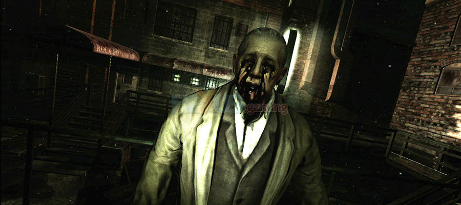 Scariest game #7: Condemned 2 Bloodshot.