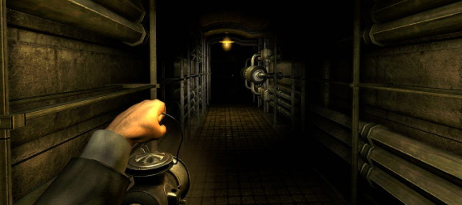 Scariest game in the world #9: Amnesia Collection.