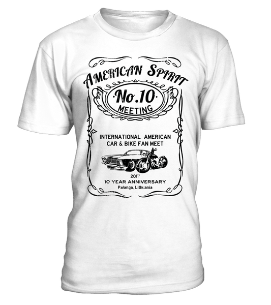 American Spirit 2017 Limited Edition T-Shirt Unisex