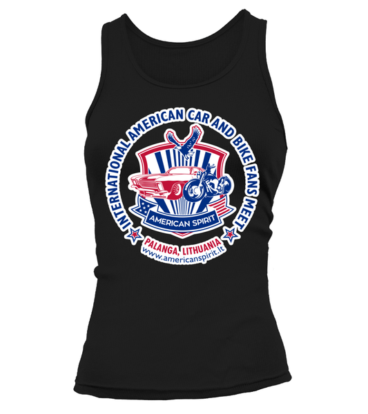American Spirit Tank Top Woman