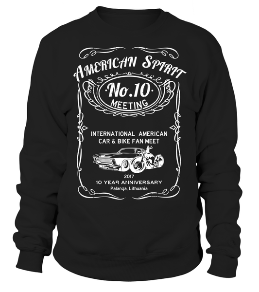 American Spirit 2017 Limited Edition Sweater Unisex