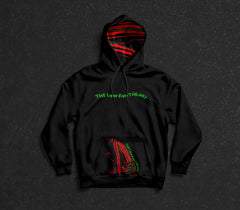 Tribe Low End Theory Hoodie