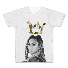 Queen Bee Crown T-Shirts