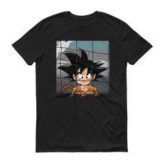 Nike x Kid Goku This Boy Knew T-Shirt