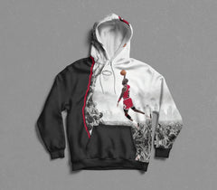 King Jordan 23 Torn Up Hoodie