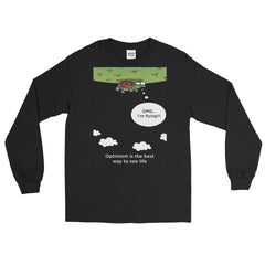 Optimism Flying Sweater