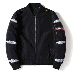 Feather Flight Bomber Jacket