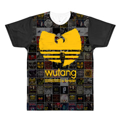 WuTang Is Forever Discography T-Shirt