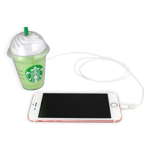Mint Frap USB Power Bank Phone Battery Charger