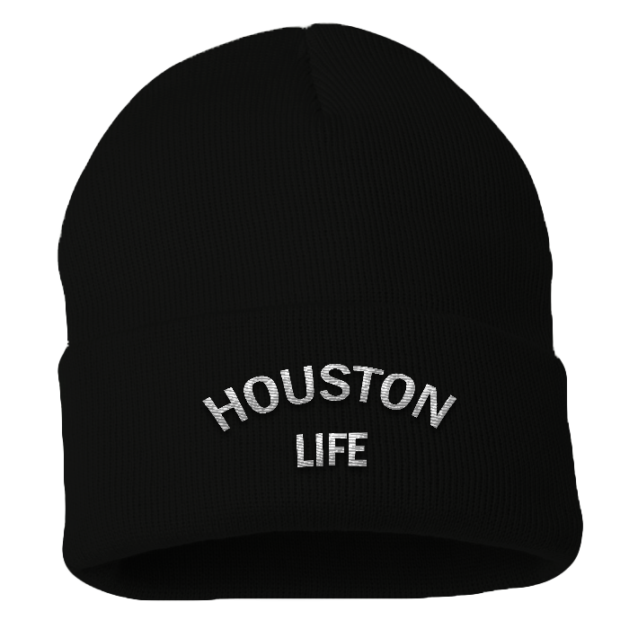Houston Life Beanie