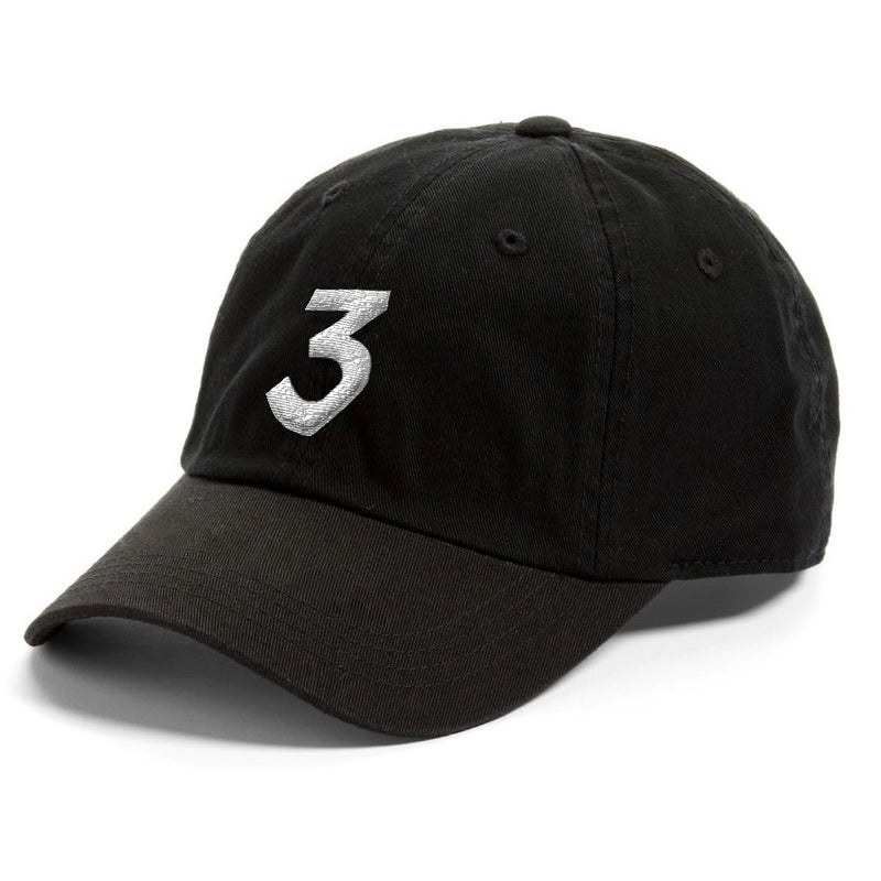 chance the rapper black dad hat