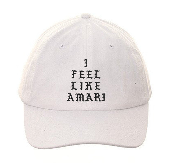 I Feel Like AMARI Dad Hat