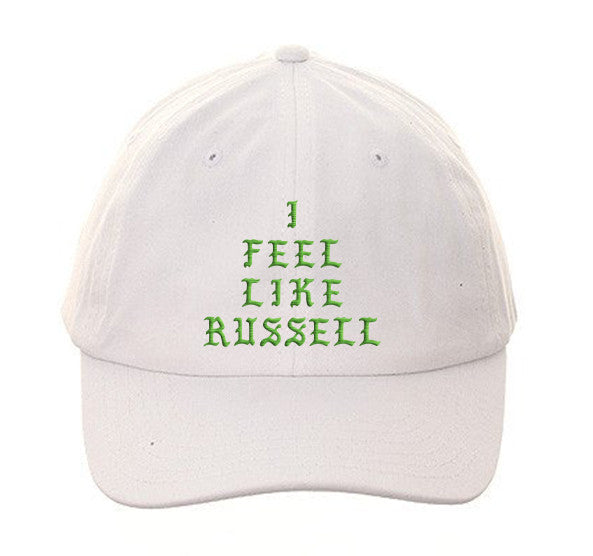 I Feel Like RUSSELL Dad Hat