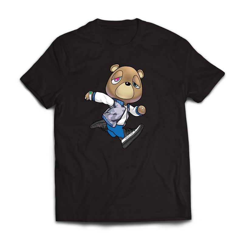 Running Yzy Bear Shirt