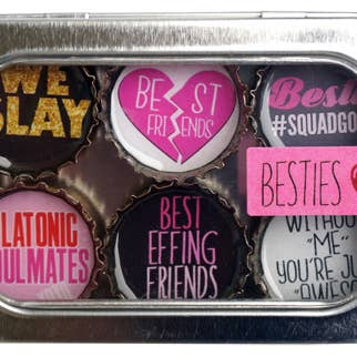 Magnet Sets-Home/Gift-Besties-[option4]-[option5]-[option6]-Shop-Womens-Boutique-Store
