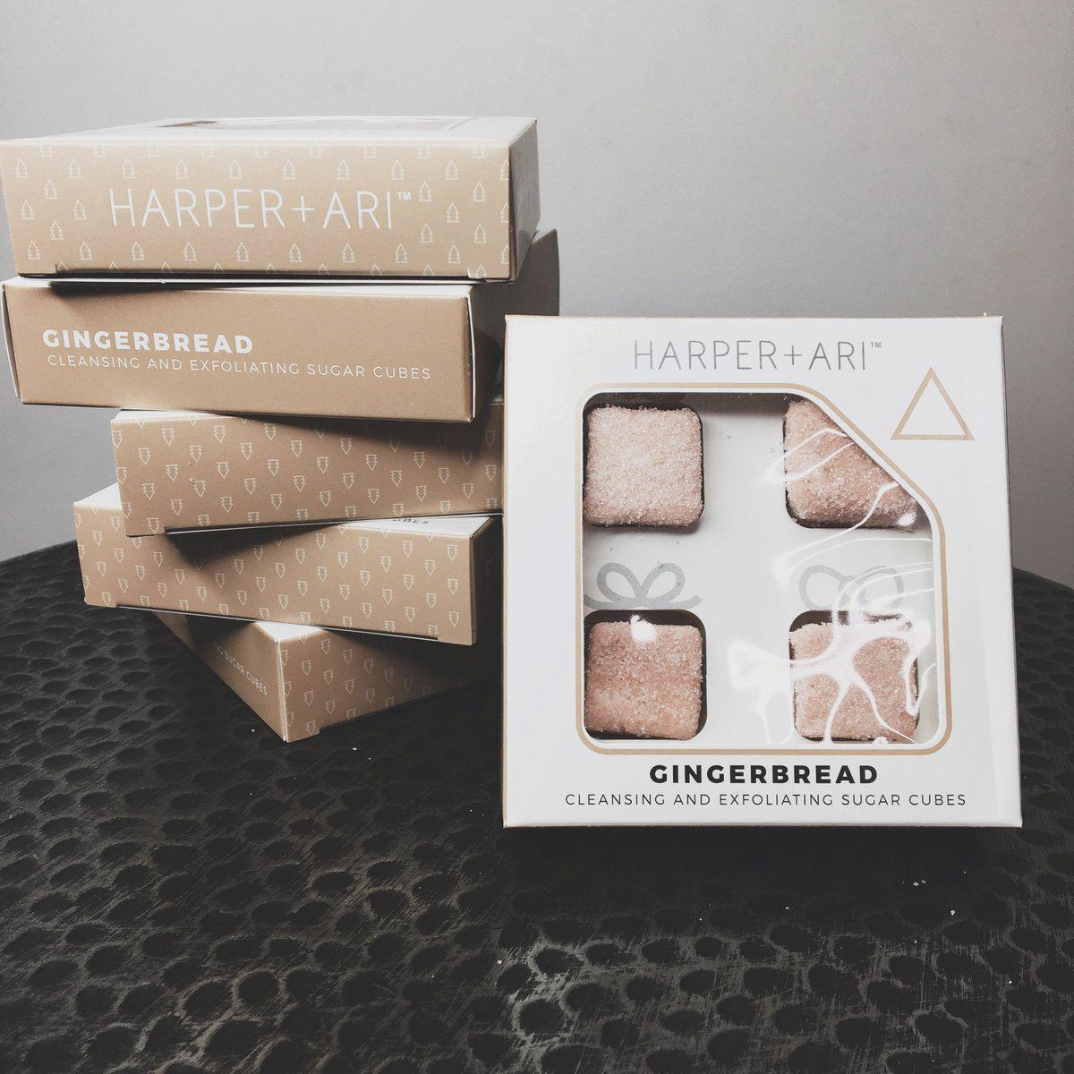 Exfoliating Sugar Cube Gift Set