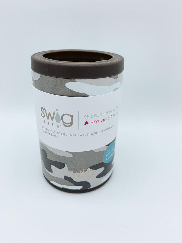 Swig Can & Bottle Cooler-Home/Gift-Standard-Camo-[option4]-[option5]-[option6]-Shop-Womens-Boutique-Store