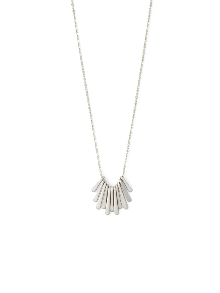 Multi Mini Bar Necklace-Accessories-Silver-[option4]-[option5]-[option6]-Shop-Womens-Boutique-Store